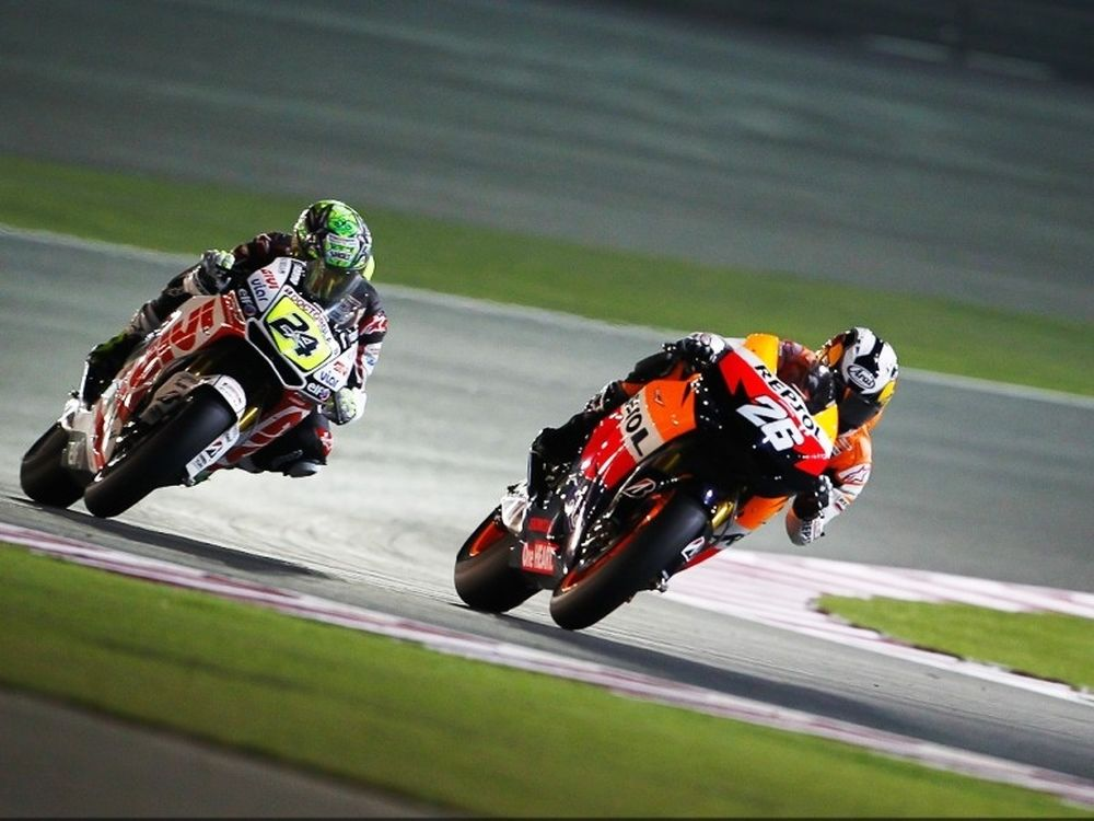 Ο αγώνας του MotoGP με αριθμούς