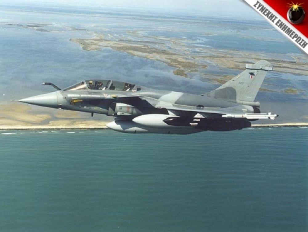 Βομβαρδίζουν τη Λιβύη!