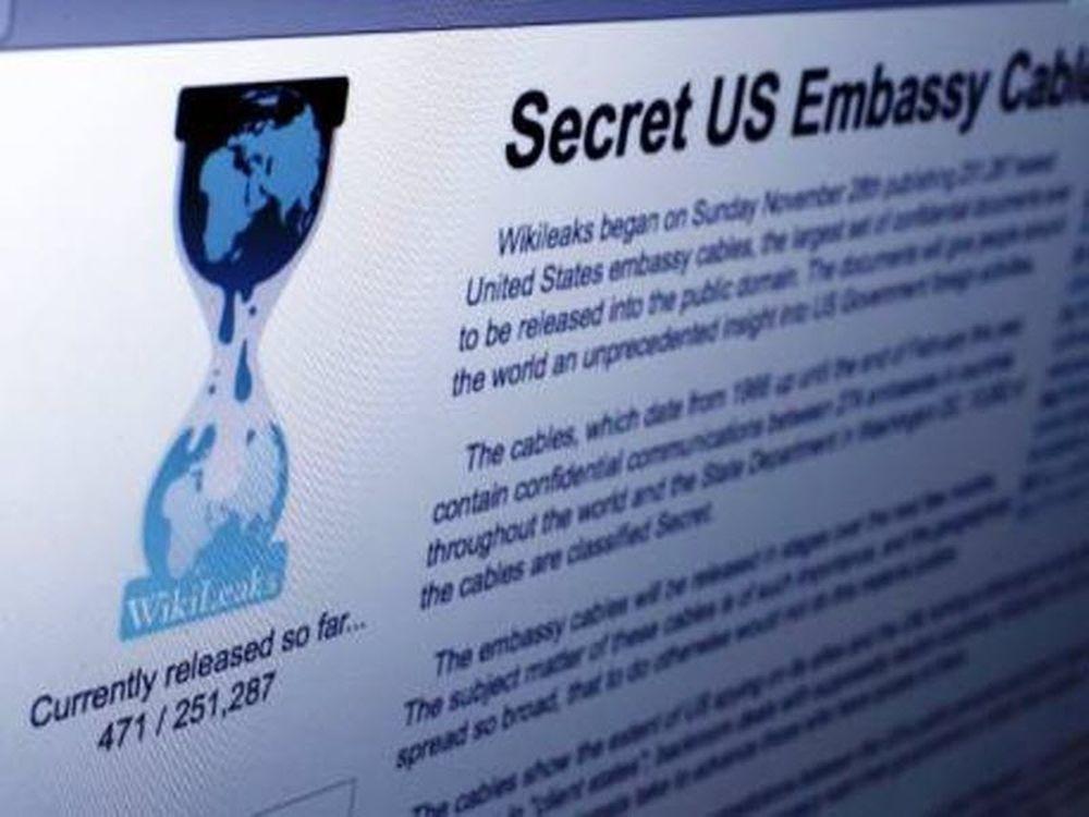 H Wikileaks για Ελλάδα