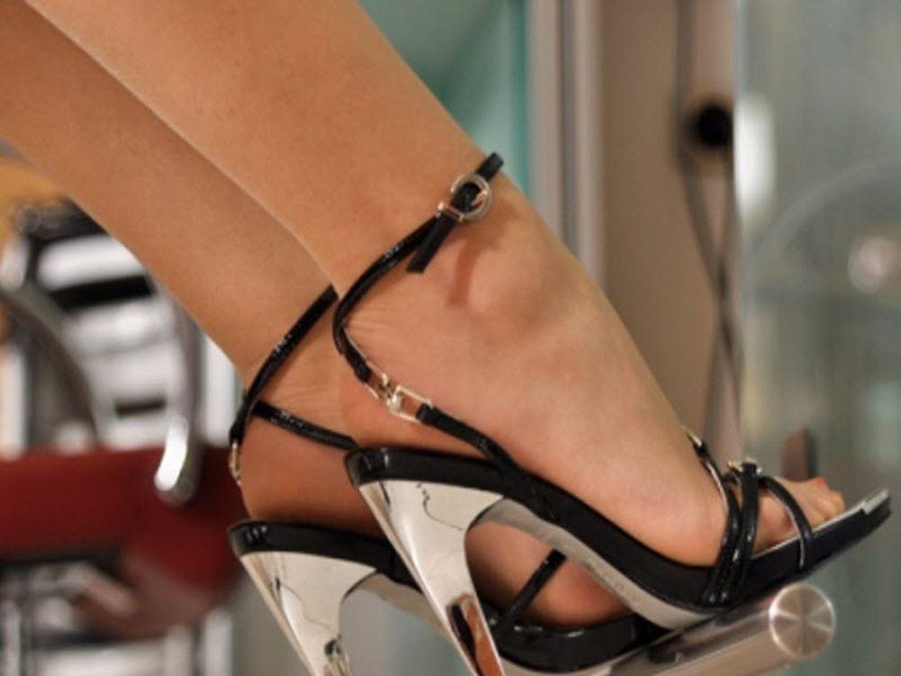Tα πόδια σημάδι για φλερτ