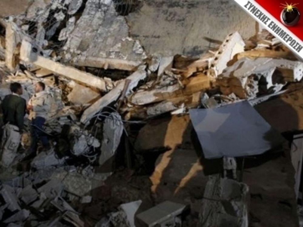 Νεκρός ένας γιος του Καντάφι