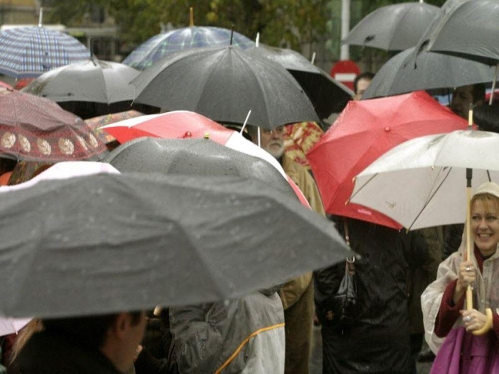 Πάρτε ομπρέλες