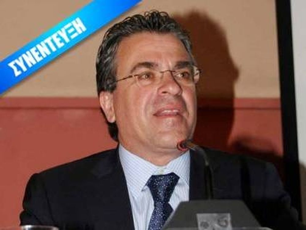 Ντινόπουλος: «Παράγκα ο ΟΠΑΠ»