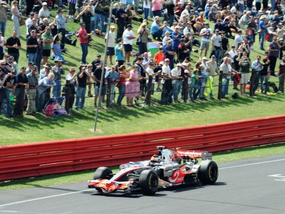 Η  F1 στο Πανοράμα