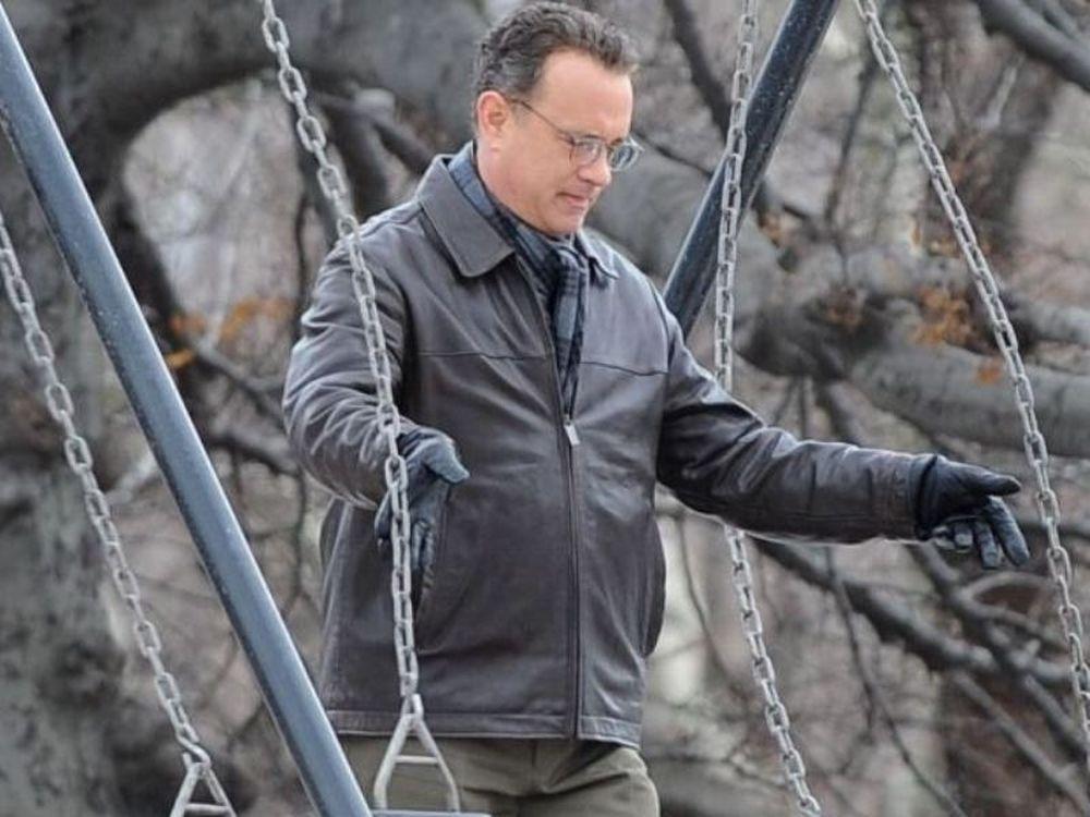 Hanks και Bullock στα πλατό
