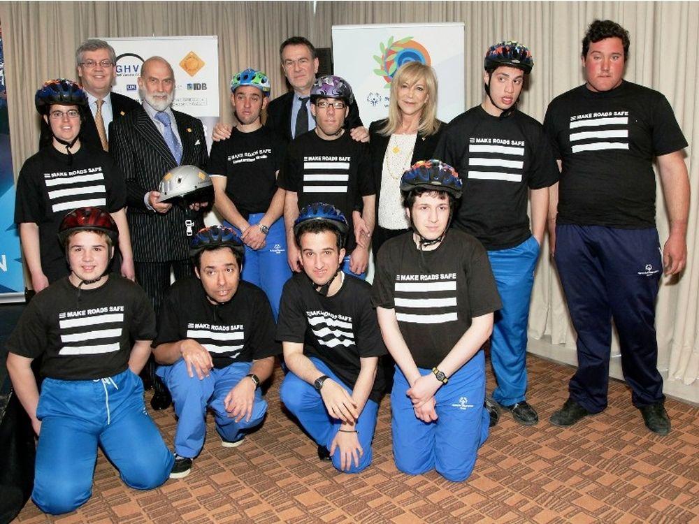 Η FIA στα Special Olympics