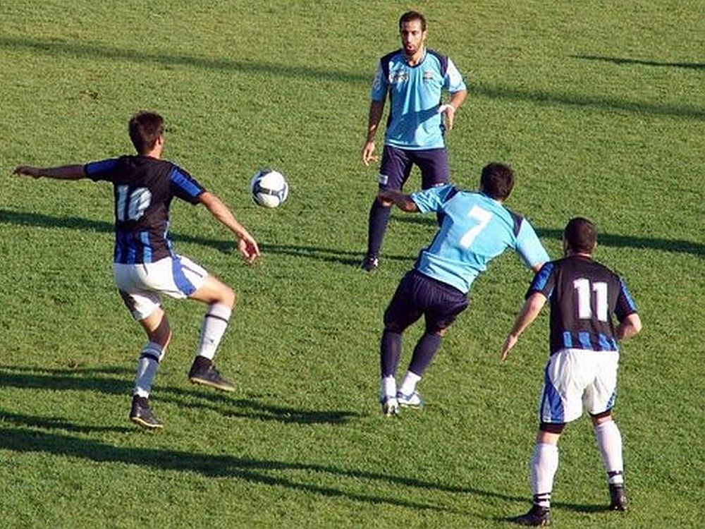«Διαφήμιση του ποδοσφαίρου»