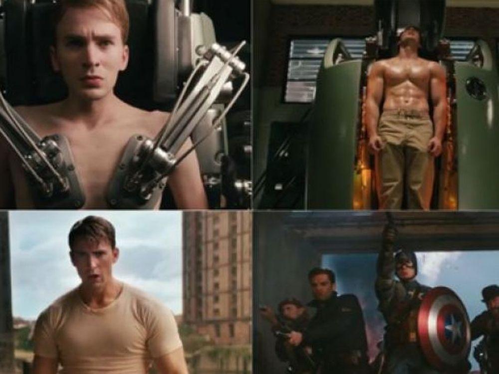 Το τρέιλερ του Captain America