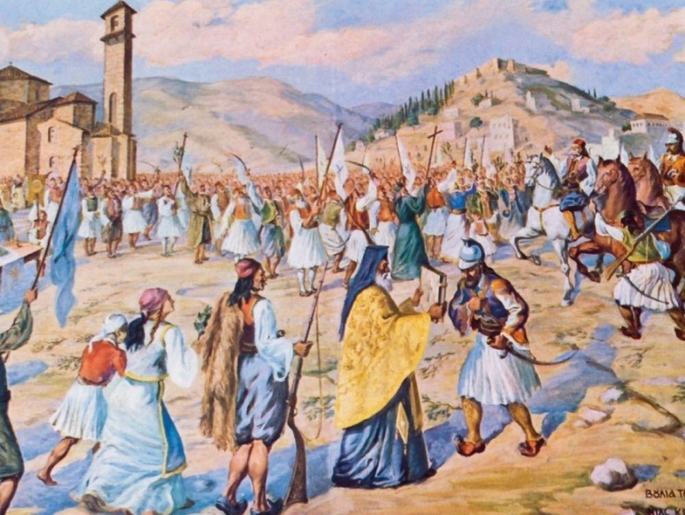 Επανάσταση κατά των Οθωμανών