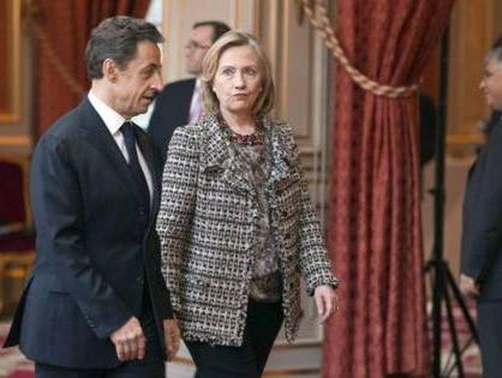 Σαρκοζί: «Οι Λίβυοι αποφασίζουν»