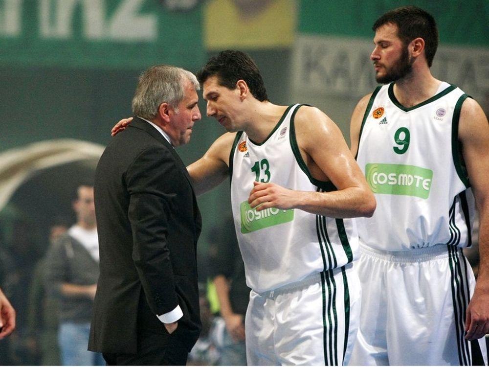 Ο Γκάλης, ο Μήτσος και ο Ζοτς