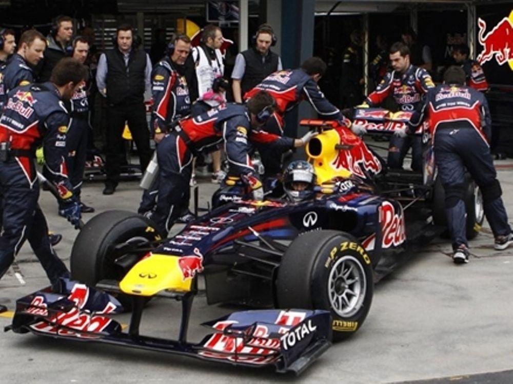 LIVE η Formula -1