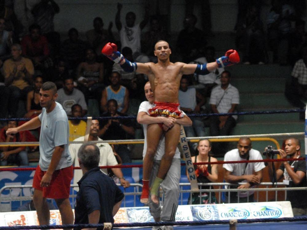 Πρωταθλητής στα 61 κιλά
