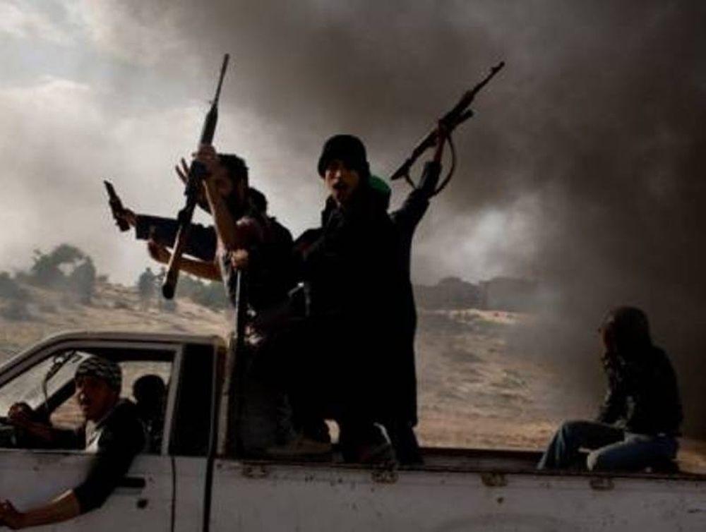 Ο Καντάφι χτυπάει ξανά τη Μισράτα