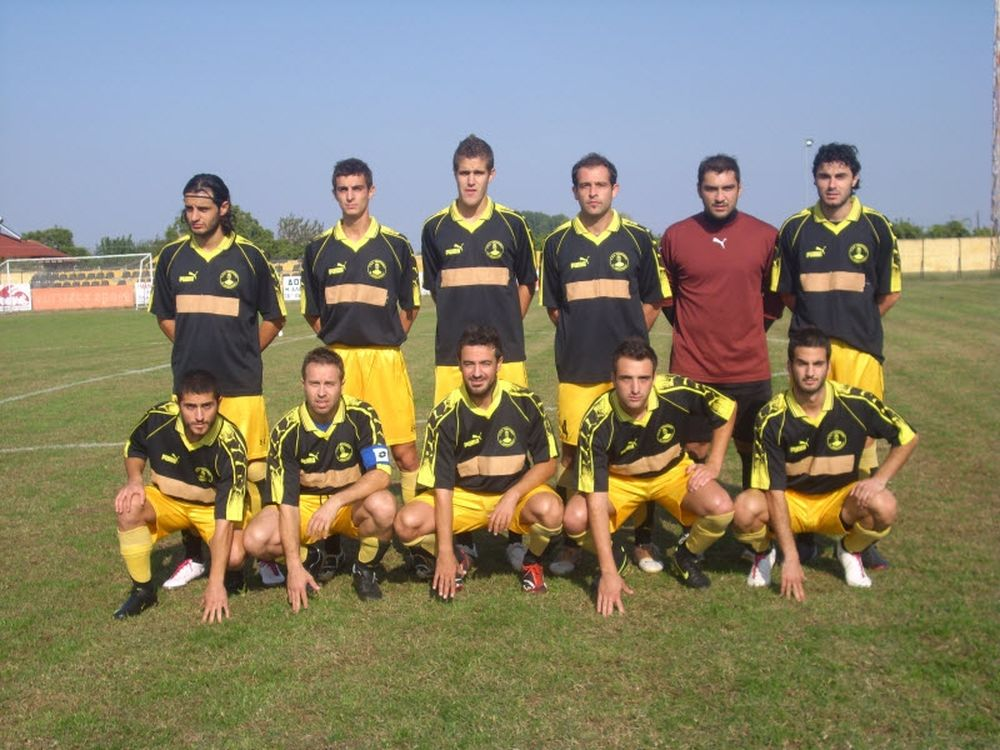 Σβορώνος - Πυρσός Γρεβενών 0-0