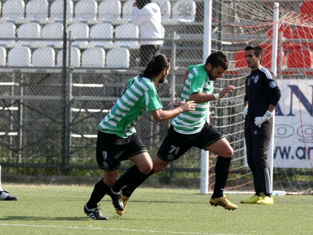 Ατσαλένιος – Ρούβας 2-0