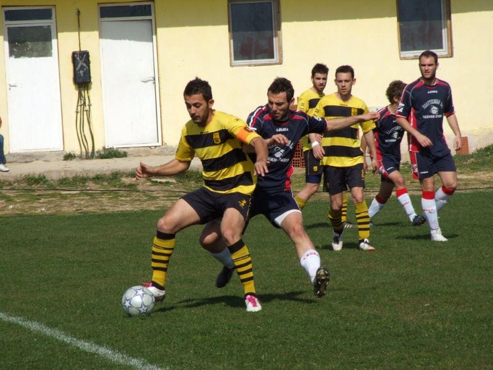 Αρης Λόφων - Μακεδονικός Φ. 0-0