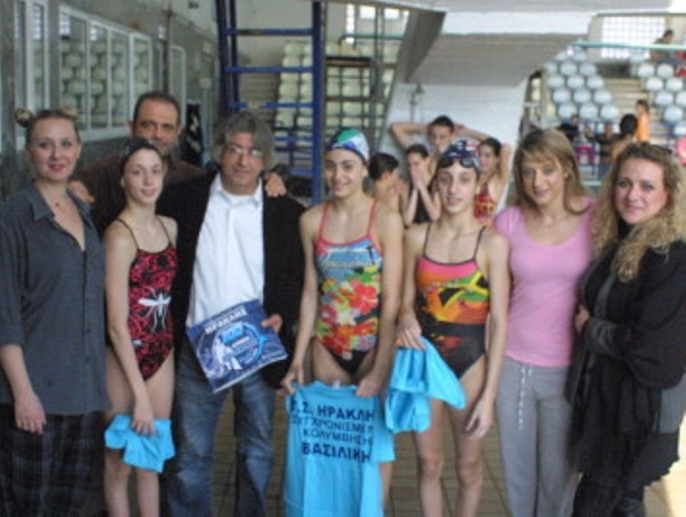 Οι πρωταθλήτριες στη Θεσσαλονίκη