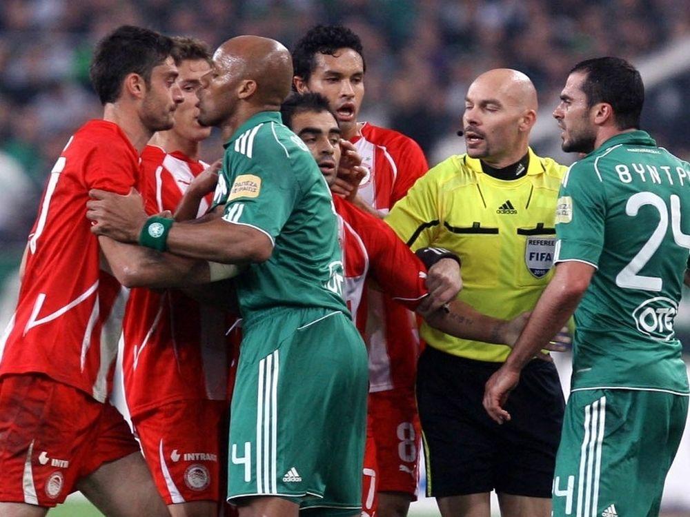 Πεδίο μάχης: Ελληνικό πρωτάθλημα ποδοσφαίρου