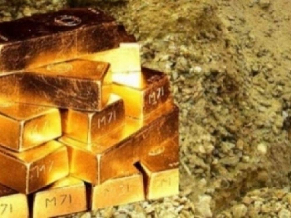 Ποιοι κλέβουν τον ελληνικό χρυσό