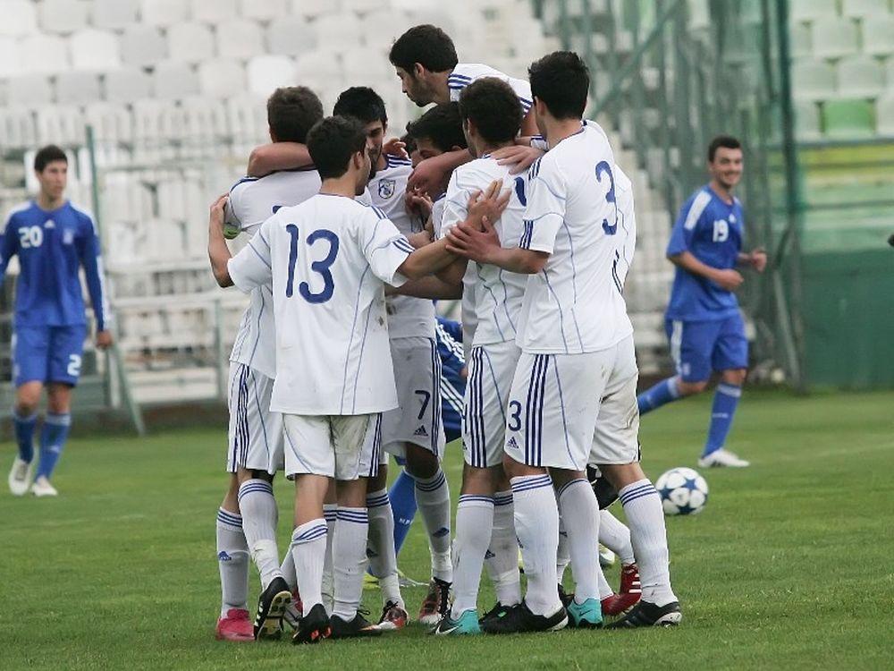 Φιλική νίκη των Nέων (U-18)