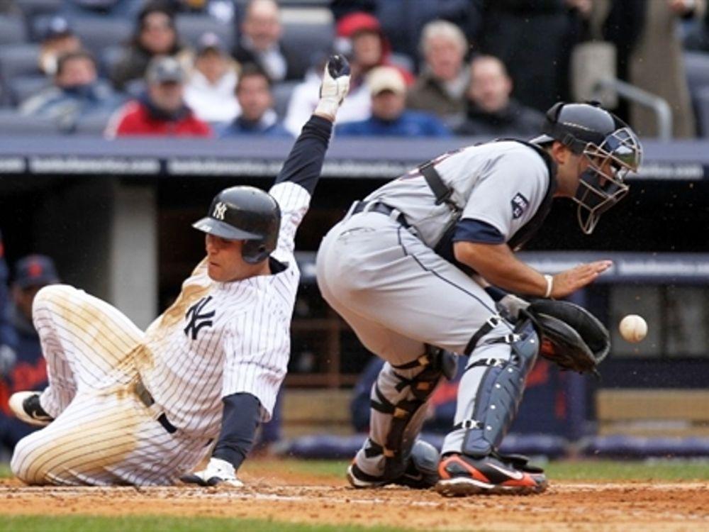 Με το δεξί οι Yankees