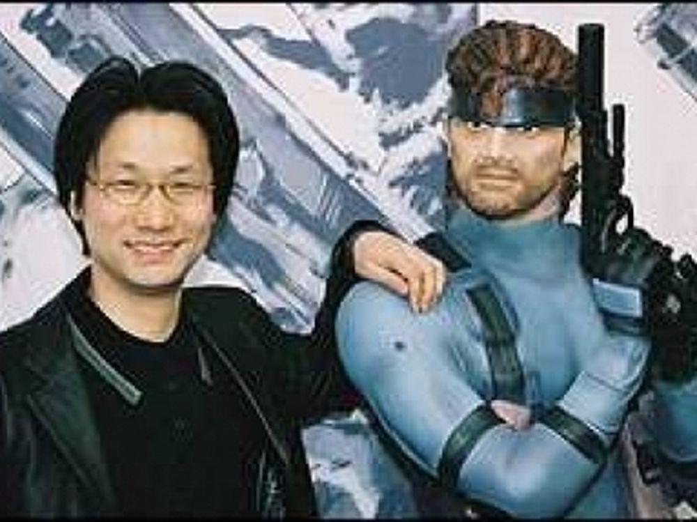 Ο θρύλος της Konami...