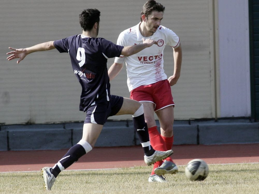 Ολυμπιακός Κ.-Εθνικός Μαλ. 0-0