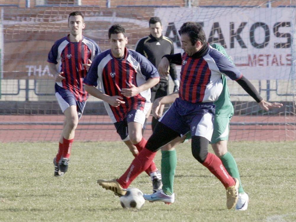 Παύλος Μελάς-Δόξα Πεντ. 0-1
