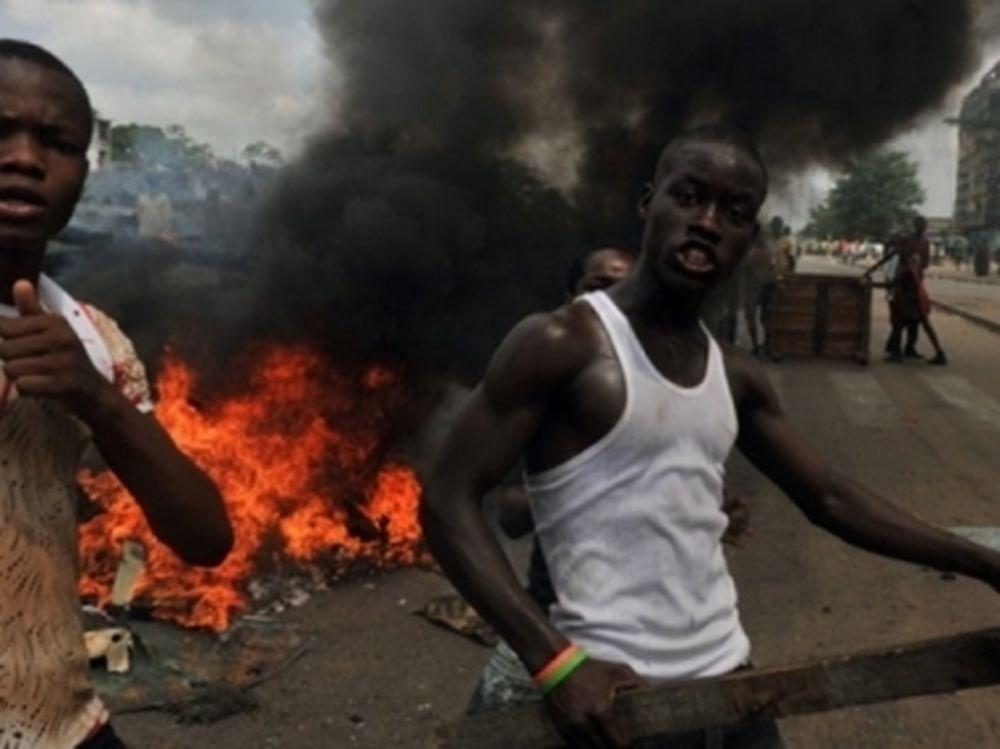 Μακελειό στην Ακτή Ελεφαντοστού