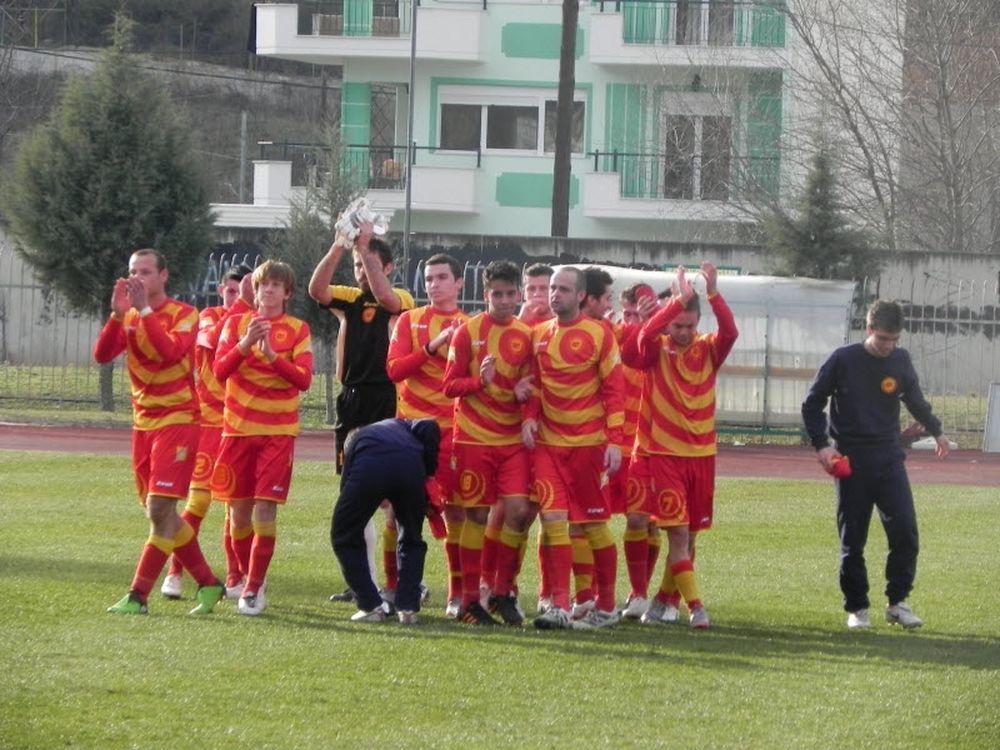 Ολυμπος Λεπτ. – Καστοριά 0-2