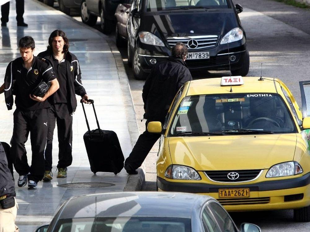 Δισταγμοί, α-taxi-ες κι αμαρτίες