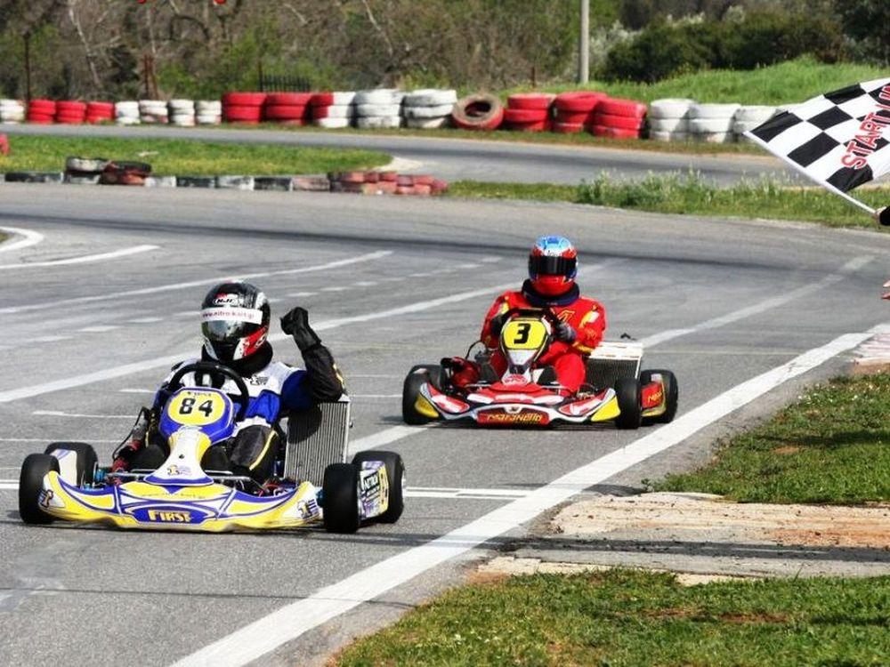 1ος αγώνας Lοux-Easykart Trofeo