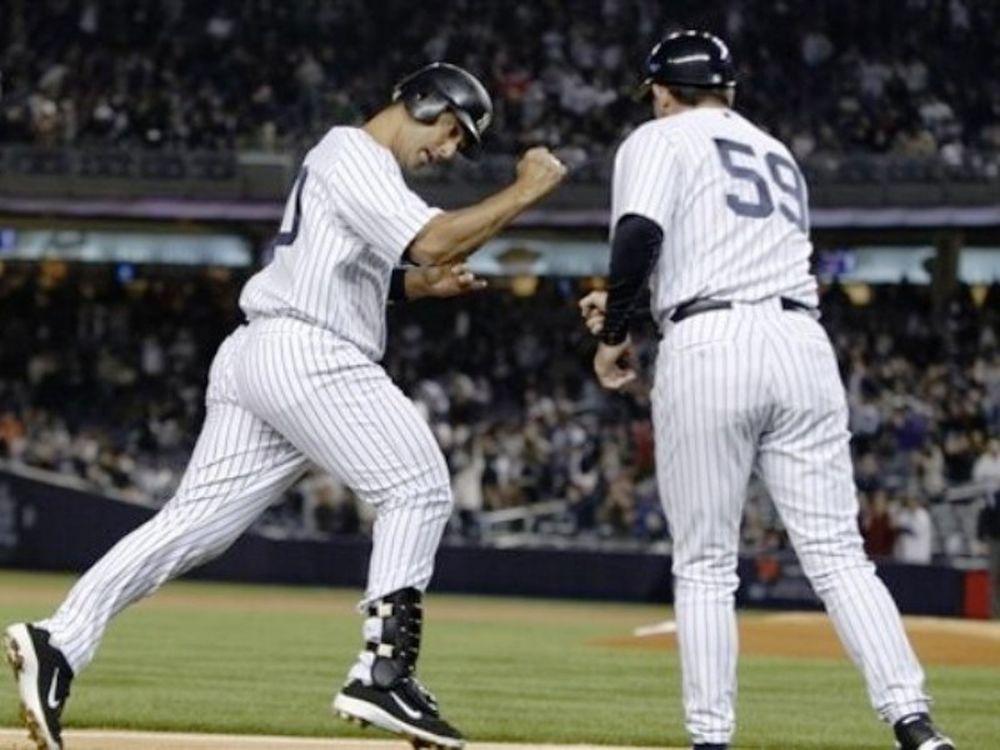 Δύο-δύο οι Yankees