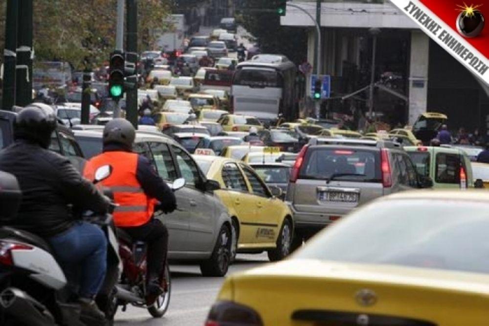 Κυκλοφοριακό χάος