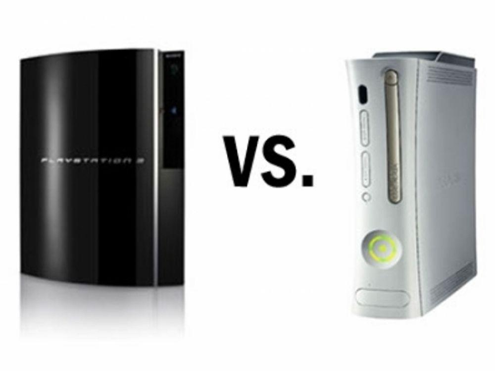 Sony–Microsoft, σημειώσατε 1!