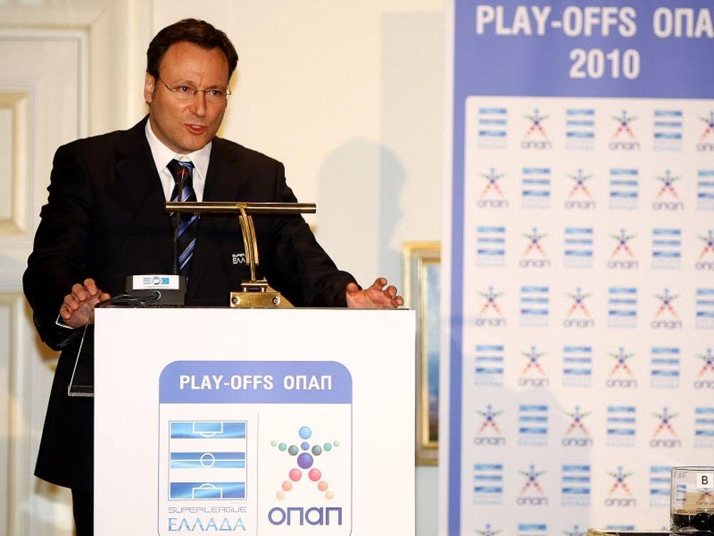 Ασυμφωνία για τα play off