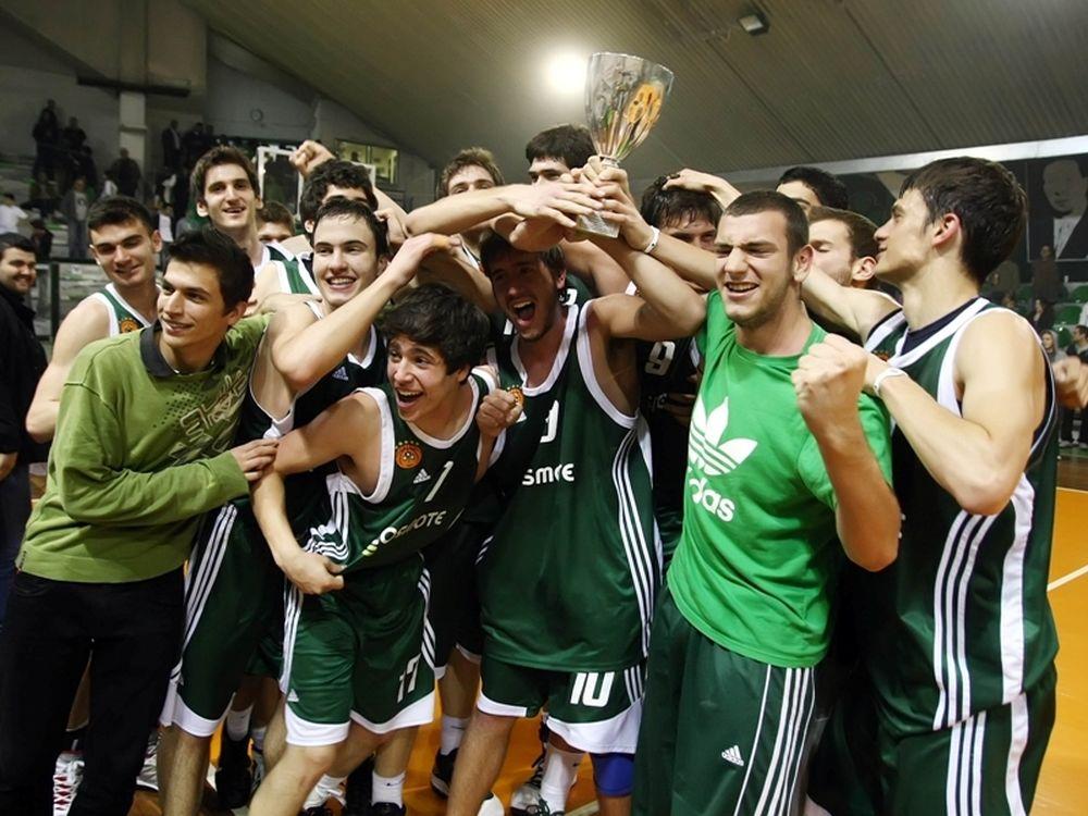 Πανάξιοι Πρωταθλητές οι Έφηβοι!