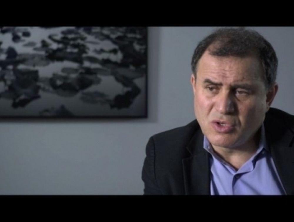 Ρουμπινί: «Αναδιάρθρωση χρέους»