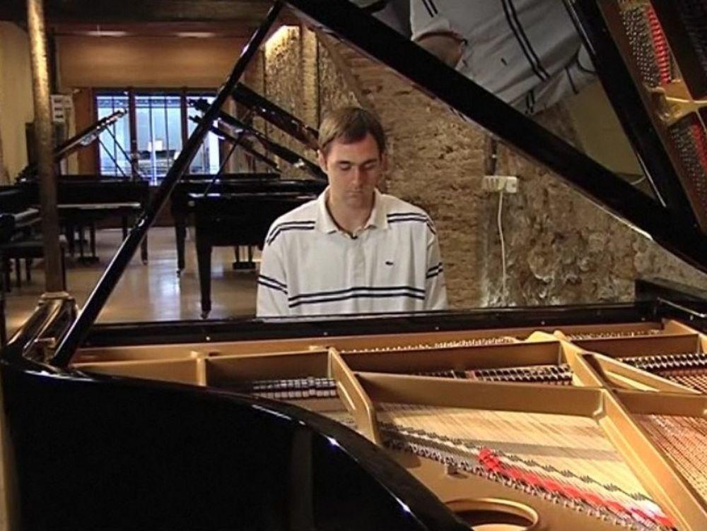 O πιανίστας Λόρμπεκ