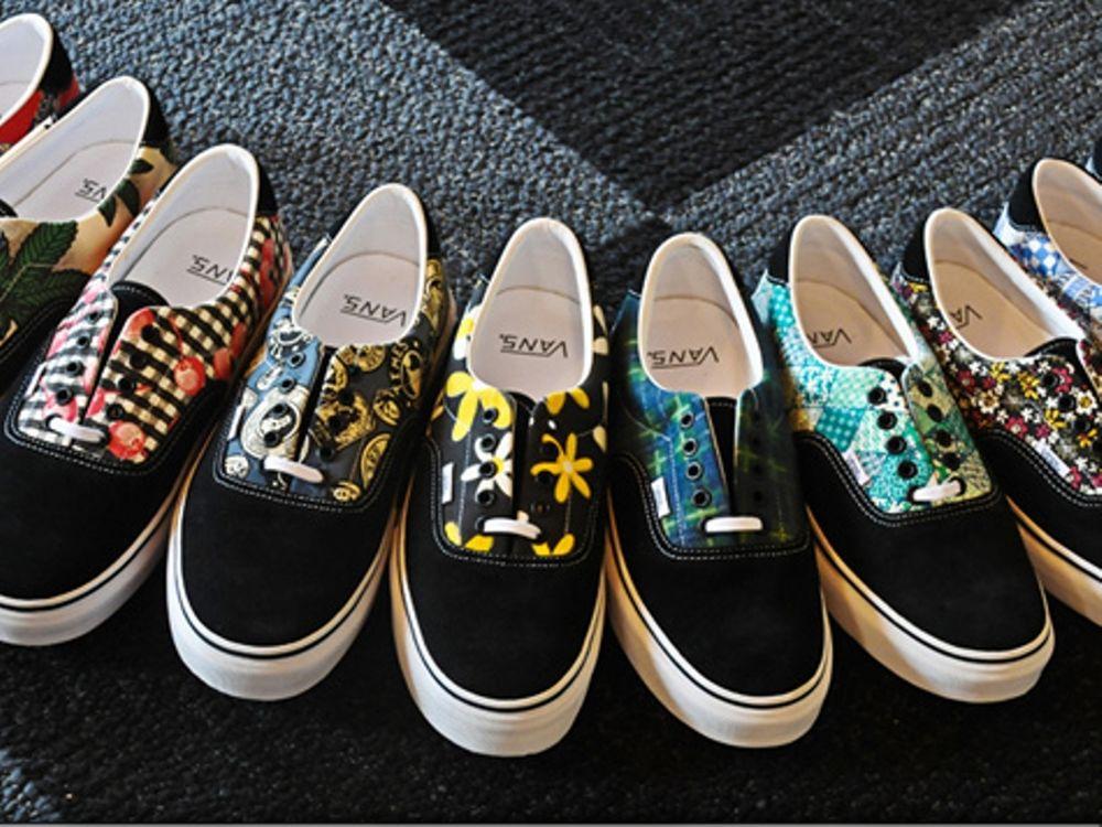 Παπούτσια Ludwig Van x Vans