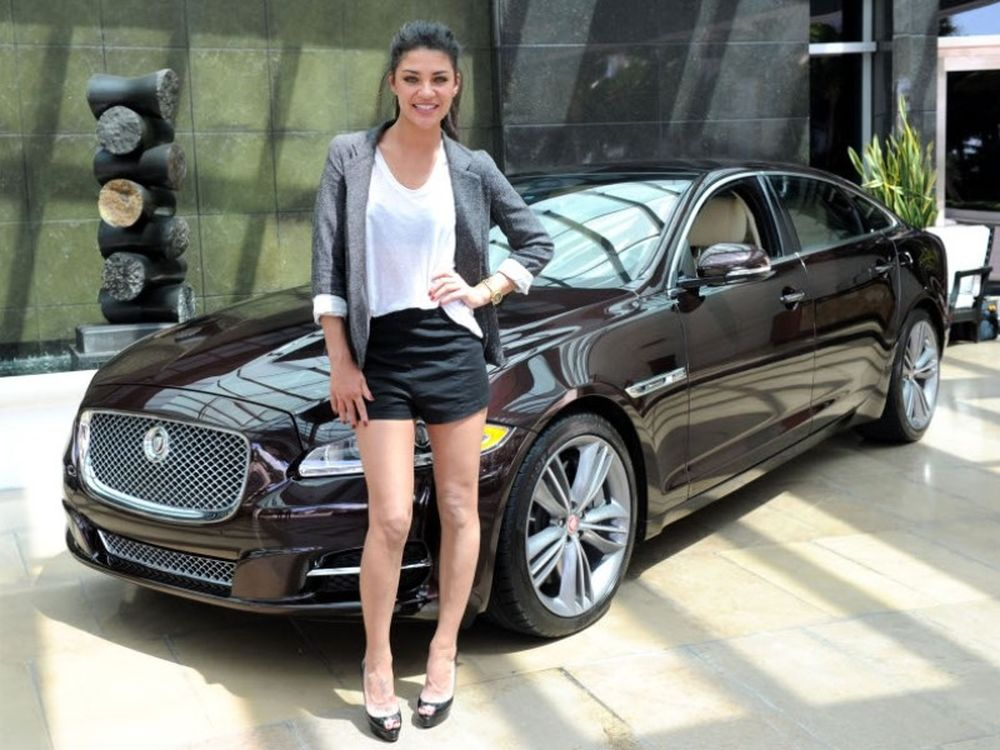 Η Τζέσικα και η Jaguar