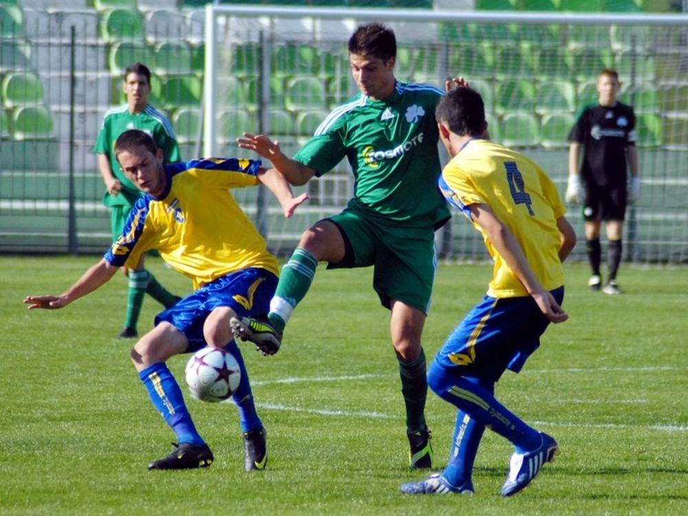 Παναθηναϊκός-Ασ.Τρίπολης 0-0(Κ20)