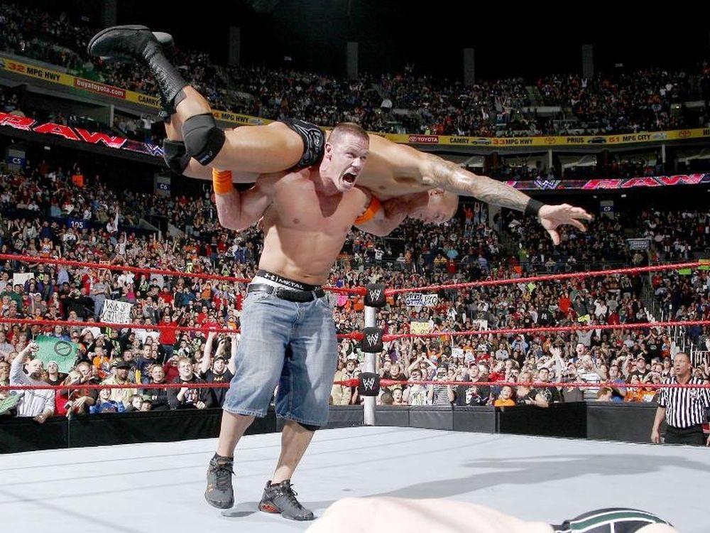 Δεν αρέσει το… wrestling