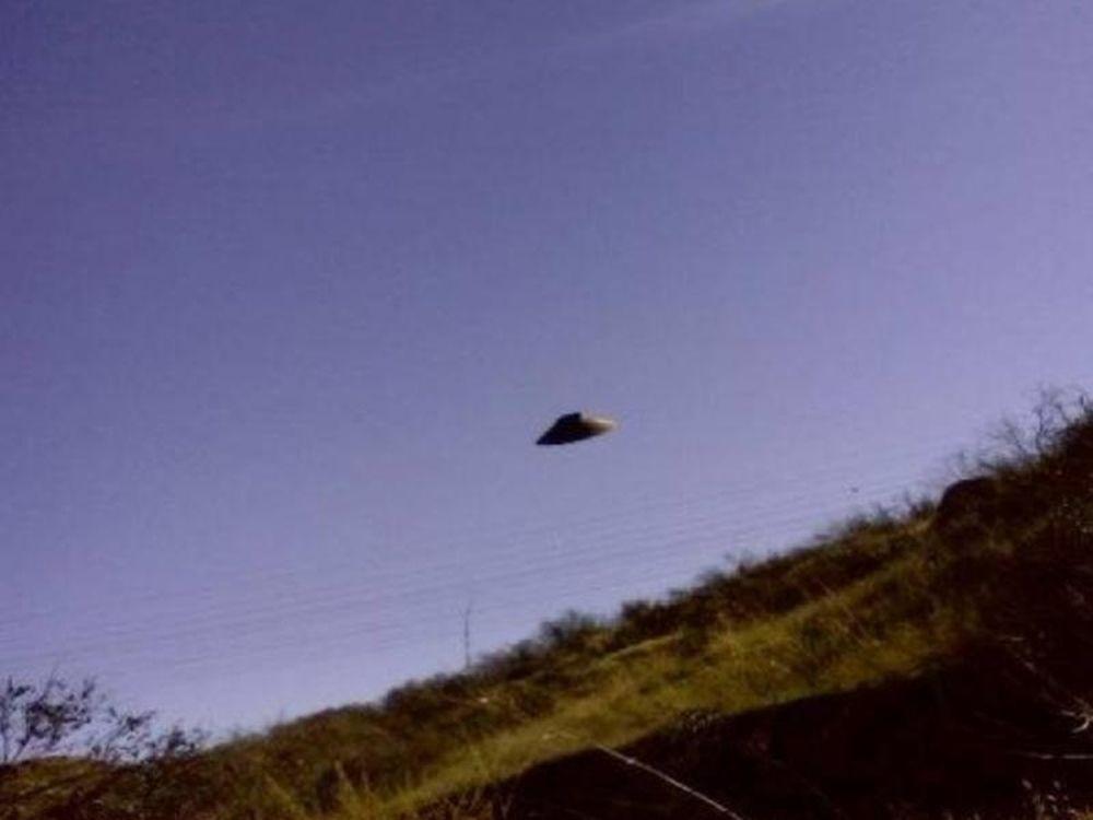 Κι όμως υπάρχουν UFO!