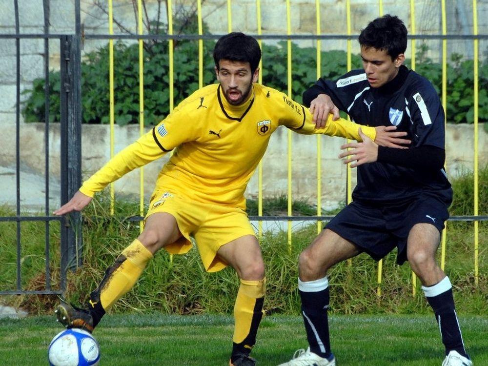 Ηλυσιακός – Αιολικός 1-0