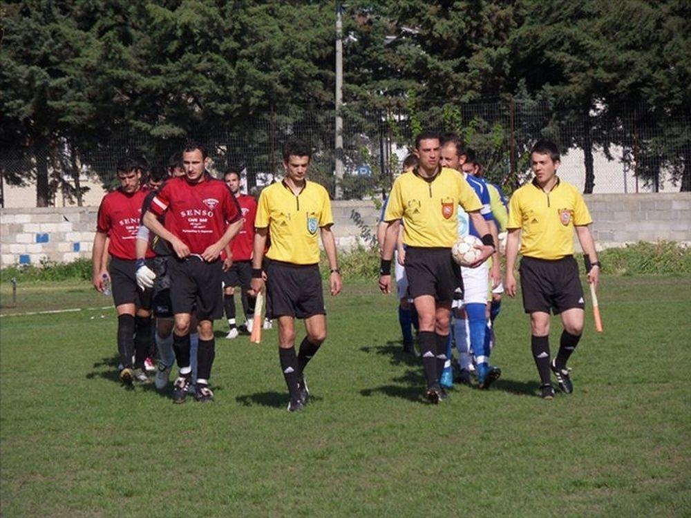Απόλλων Λάρισας-Απεραντιακός 3-0