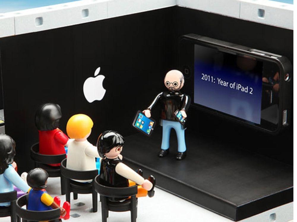 Ο Steve Jobs σπίτι μου