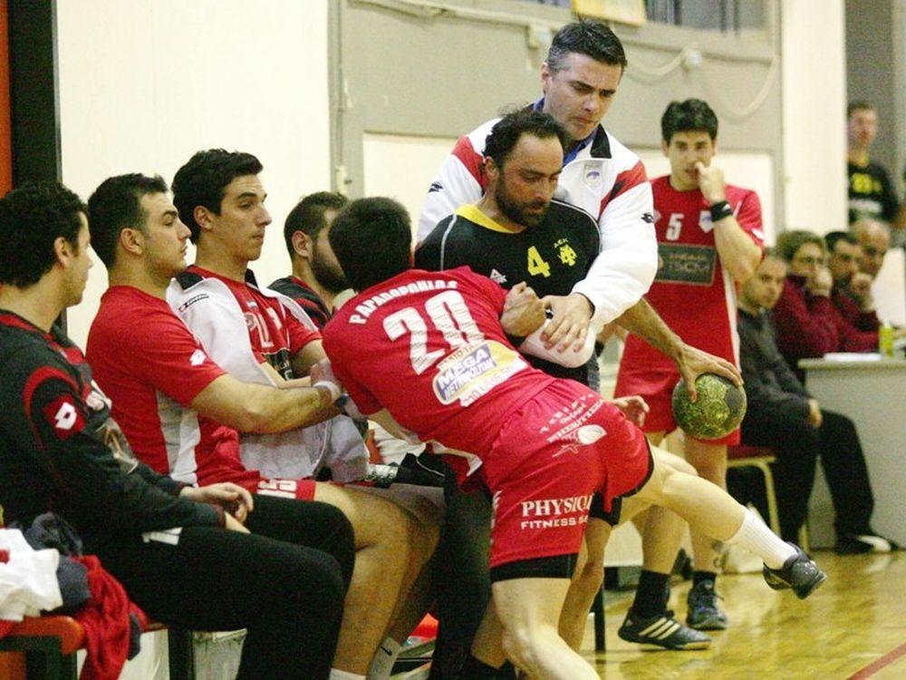 Παπαδόπουλος, Κανδύλας οι MVP