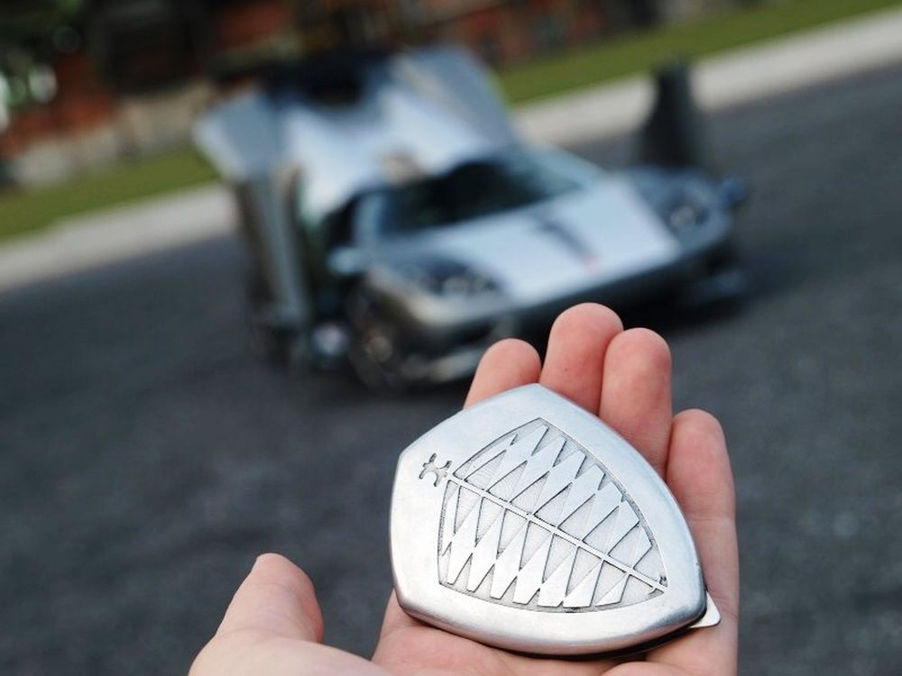 Edo Koenigsegg CCR